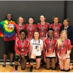 14 Elite Gold Bracket Runner Up