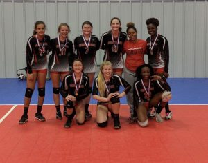 14 Elite Wins Gold!!!               -Carolina Region Tournament -  February 10 2018